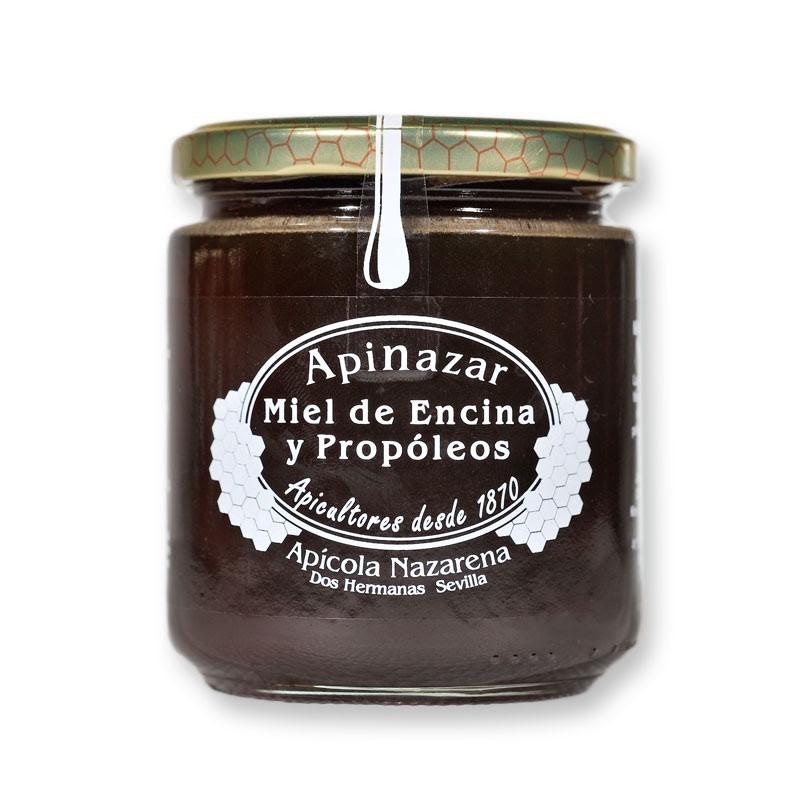 Miel de Encina con Propóleos
