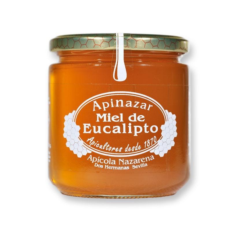 Miel de Eucalipto 500 g.