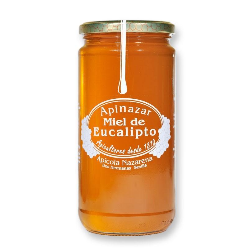 Miel de Eucalipto 1 Kg.