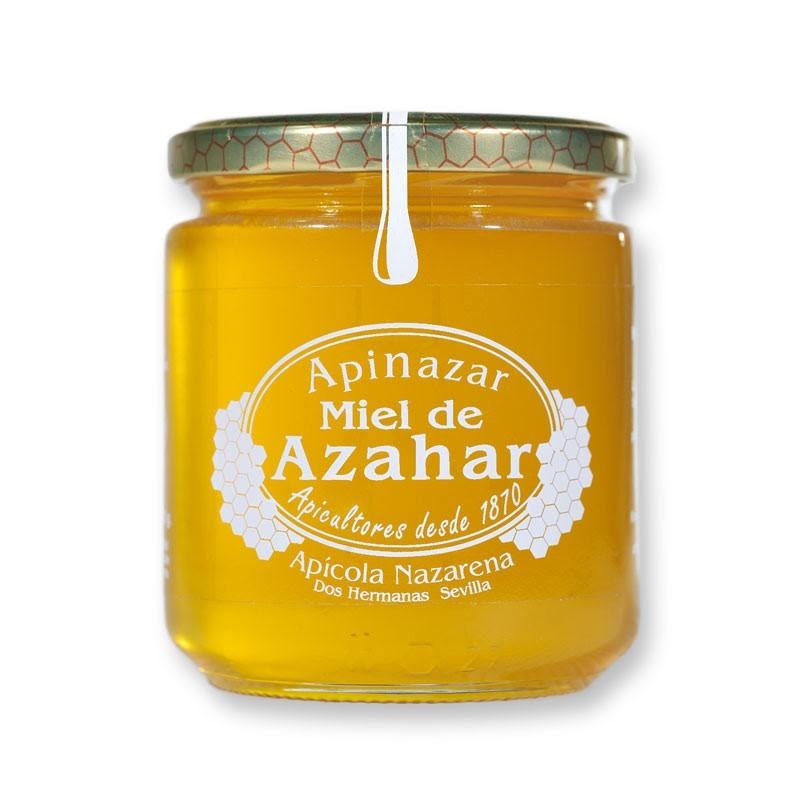 Miel de Azahar 500 g.